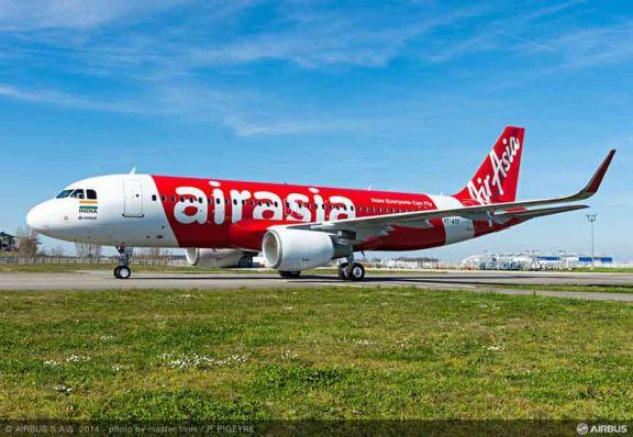 AirAsia (India) A320-200 WL VT-ATF (03)(Grd) TLS (Airbus)(LR)