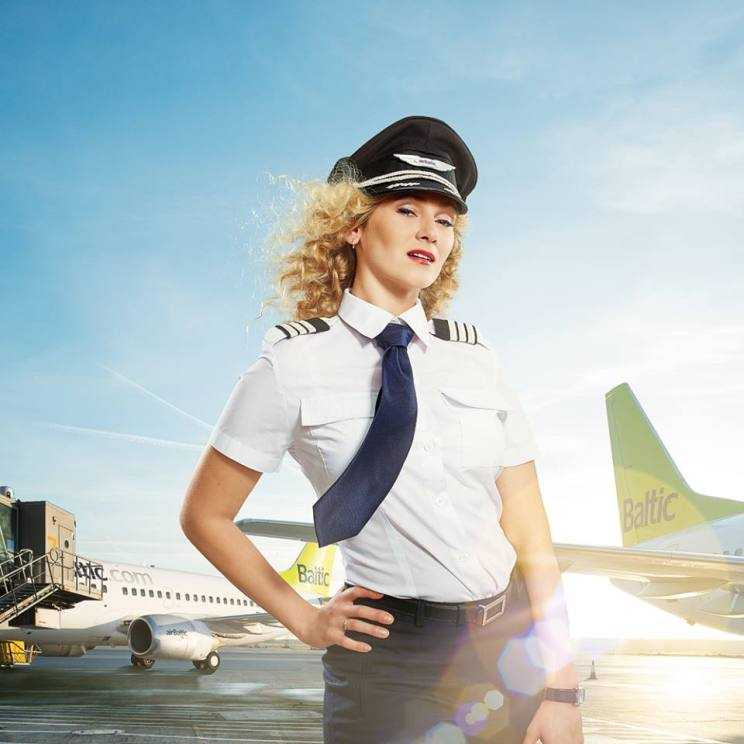 airBaltic Captain (airBaltic)