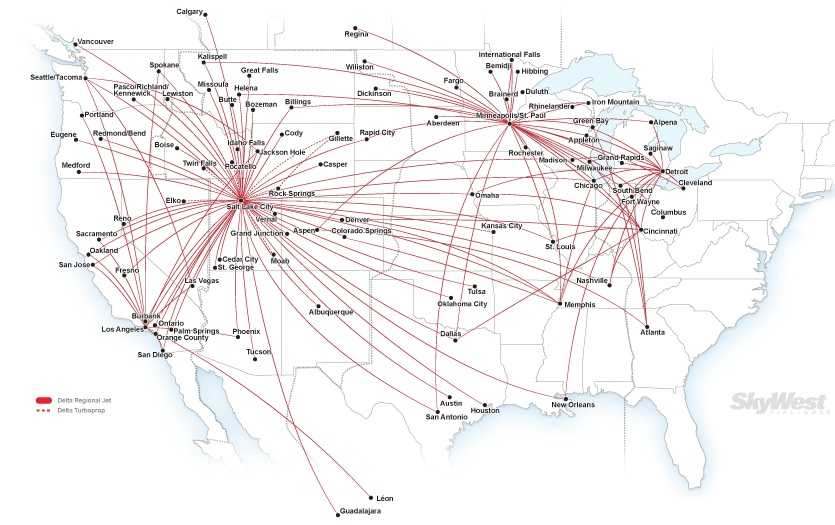 Delta Connection – World Airline News