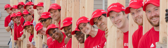Delta Habitat for Humanity voluteers (Delta)(LR)