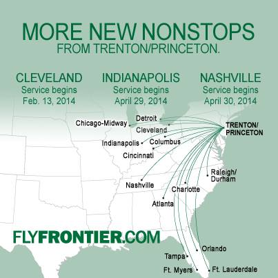 Frontier Airlines To Open A New Flight Attendant Crew Base