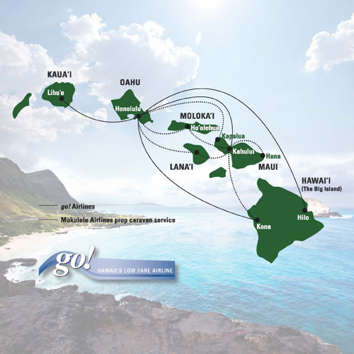 go! 3.2014 Route Map