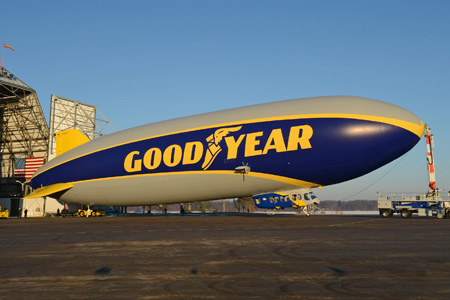 Goodyear 2014 Blimp (Goodyear)(LRW)