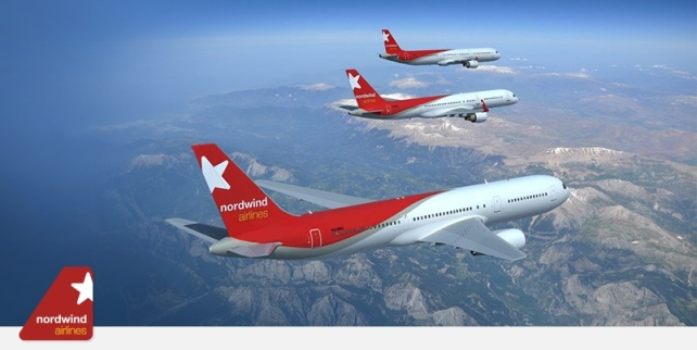 Nordwind Fleet (in-flight)(Nordwind)(LR)