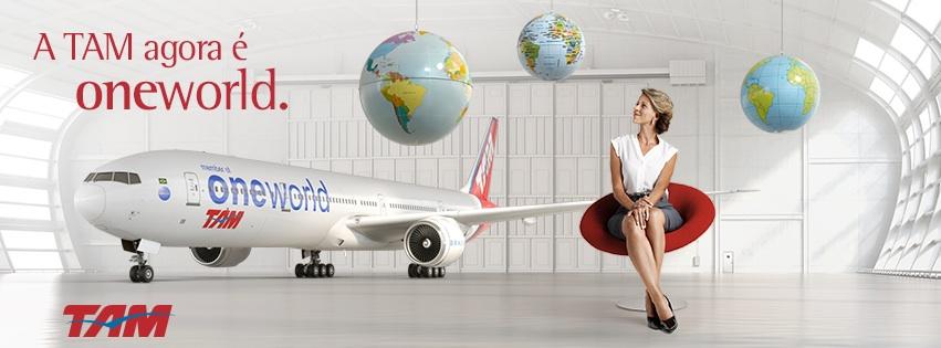 TAM Linhas Aéreas worldwide
