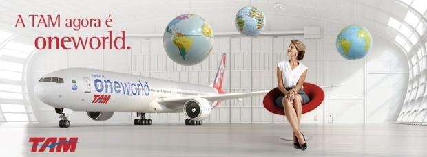 TAM 777-300 Oneworld (TAM)(LR)