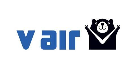 V Air logo