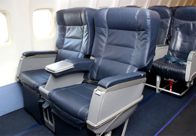 Allegiant Now Offers Giant Seats On Its Boeing 757s