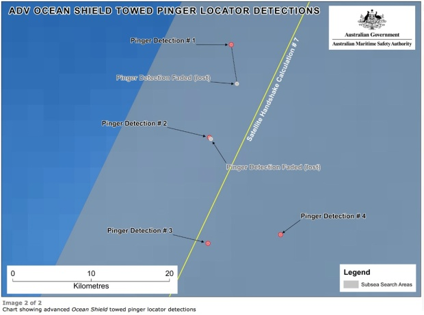 AMSA Ocean Shield Pinger Map 4.9.14