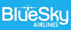 BlueSky Airlines logo-1