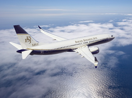 737- MAX8 BBJ Artwork