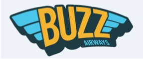Buzz Airways logo