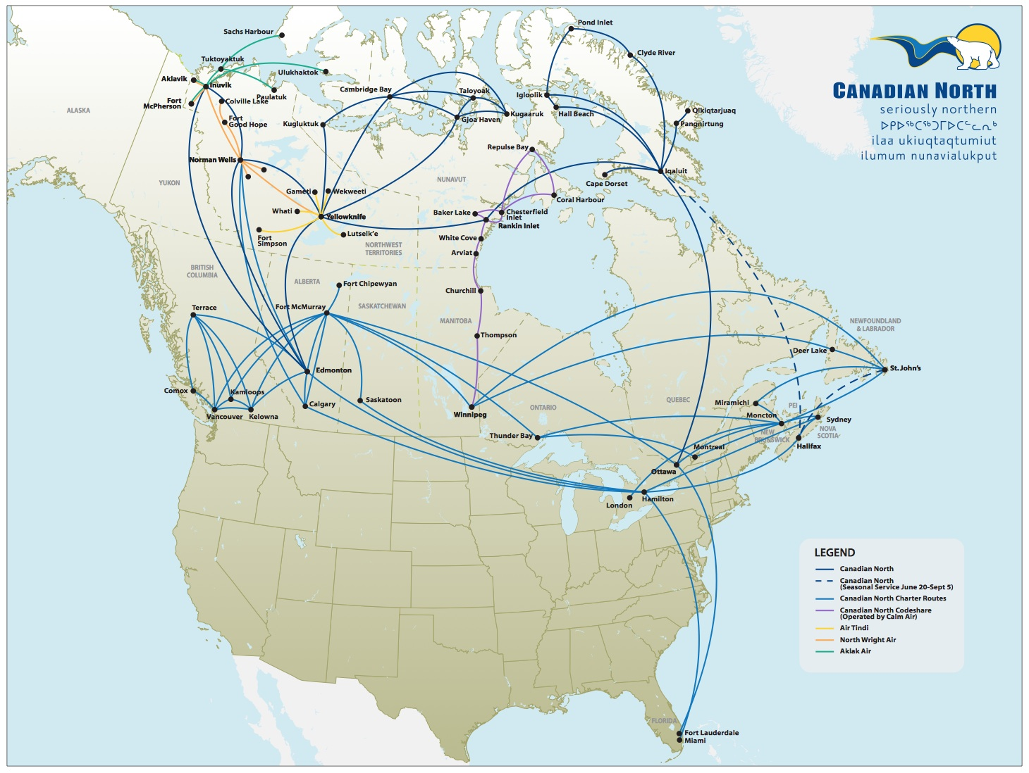 canadian-north-4-2014-route-map Airline Route Map Western Canada on northwest airlines route map, alitalia airlines route map, independence air route map, solomon airlines route map, hughes airwest route map, jackson airlines route map, wright airlines route map, twa route map, american airlines route map, alaska airlines route map, empire airlines route map, rocky mountain airways route map, air florida route map, united airlines route map, atlantic coast airlines route map, continental airlines route map, saudi arabian airlines route map, eastern airlines route map, golden west airlines route map,