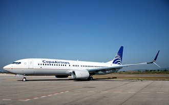 Copa Airlines 737-800 SSWL (Copa)(LR)