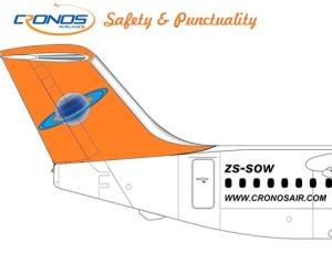 Cronus Airlines (Equatorial Guinea) logo