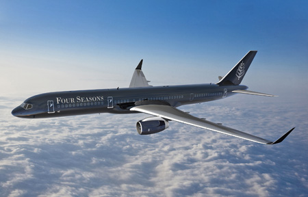 Four Seasons 757-200 WL (Flt)(Four Seasons)(LRW)