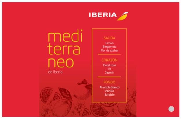Iberia Scent