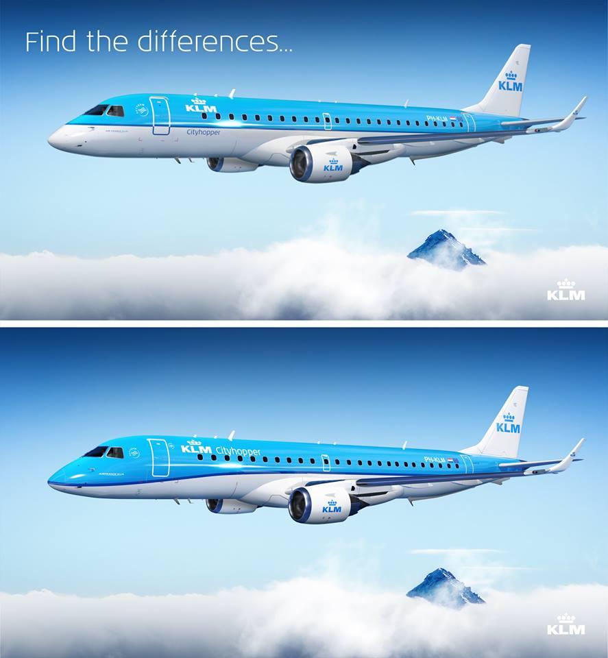 Tacoma Vs Frontier >> KLM Cityhopper | World Airline News