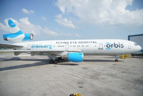 ORBIS FLYING EYE HOSPITAL