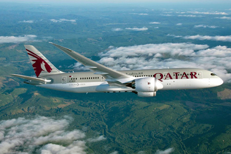 Qatar 787-8 A7-BCB (06)(Flt)(Qatar)(LRW)