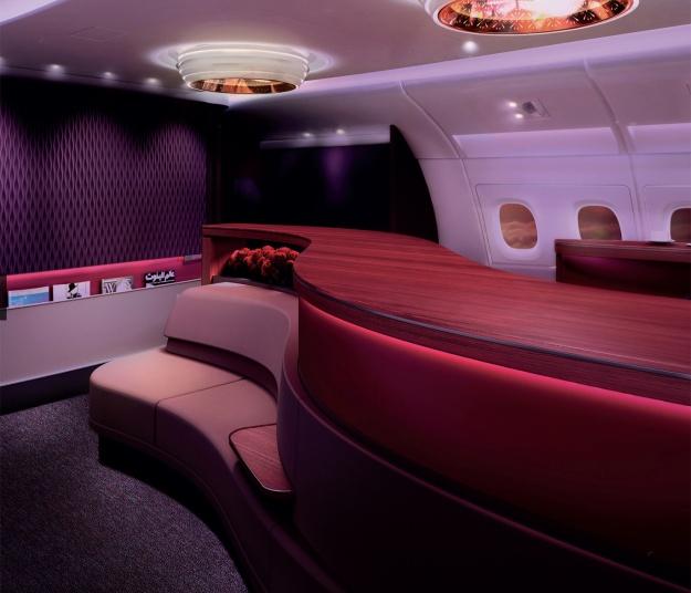 Qatar A380-800 Interior 2 (Qatar)(LR)