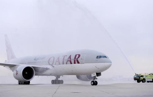 QATAR AIRWAYS PHILADELPHIA INTERNATIONAL AIRPORT
