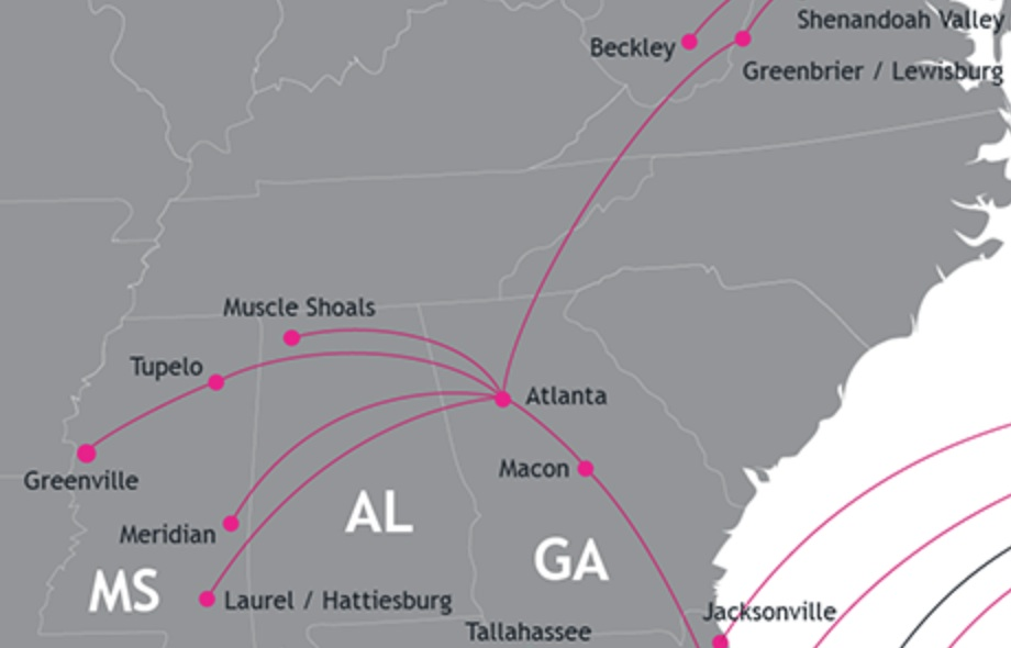 Silver Airways To Drop Most Of The Atlanta Routes World