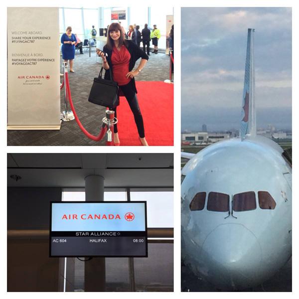 Air Canada Flt AC 604 787 5.23.14 (Air Canada)(LRW)