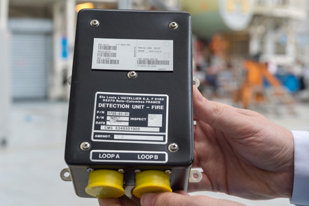 Airbus RFID Nameplates (Airbus)(LRW)