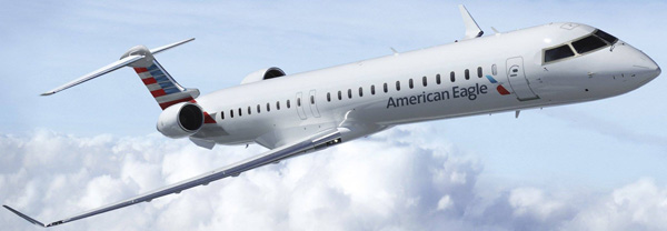 American Eagle-PSA (2nd) CRJ900 (13)(Flt)(PSA)(LRW)
