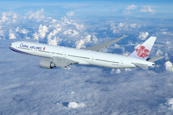 China Airlines 777-300 Artwork