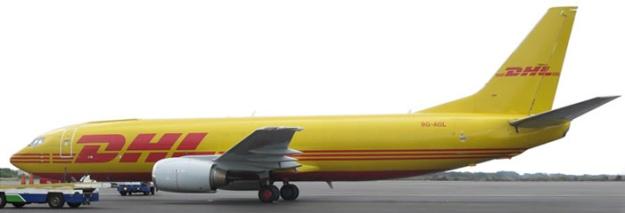 DHL (Air Ghana) 737-400F 9G-AGL (Grd)(Air Ghana)(LR)