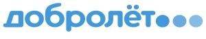 Dobrolet (Cyrillic) logo (large)