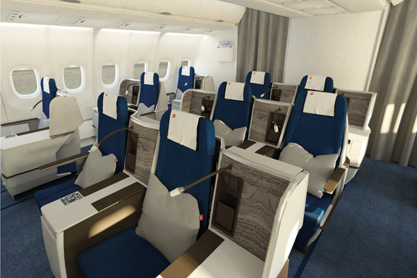 Edelweiss A330 Business Class (Edelweiss)(LRW)