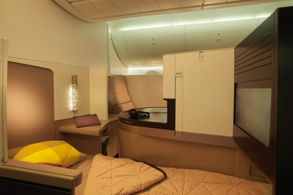 Etihad - 787 Business Studio (LRW)
