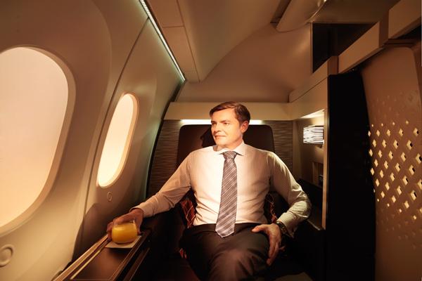 Etihad - 787 First Suite (LRW)