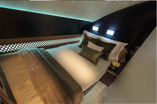 Etihad - The Residence Bed (LRW)