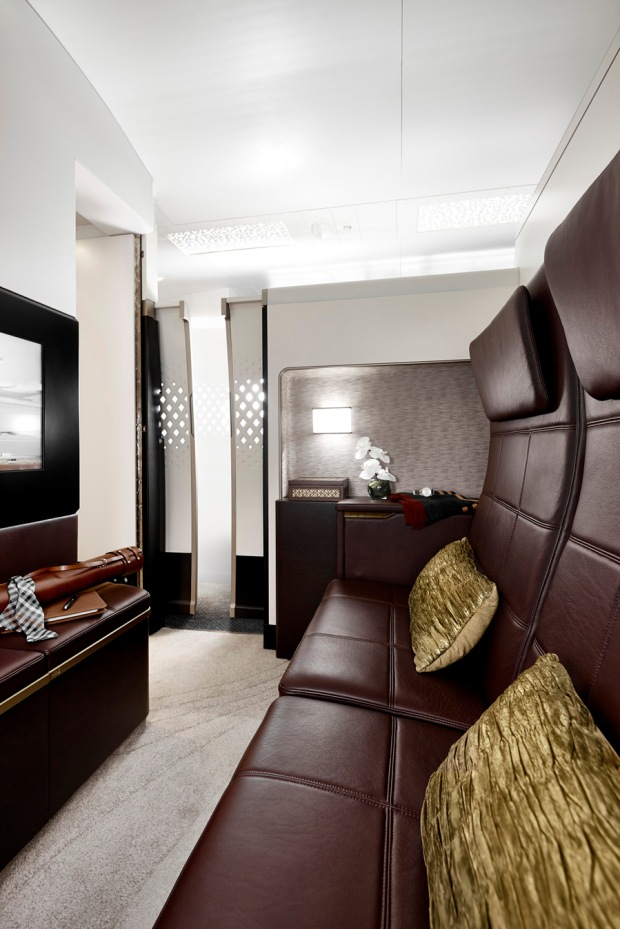Etihad - The Residence Lounge (LRW)