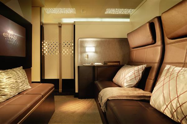 Etihad Airways unveils the interiors of its new Airbus ...