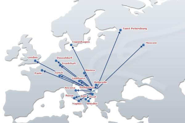 Montenegro 5.2014 Route Map (LRW)