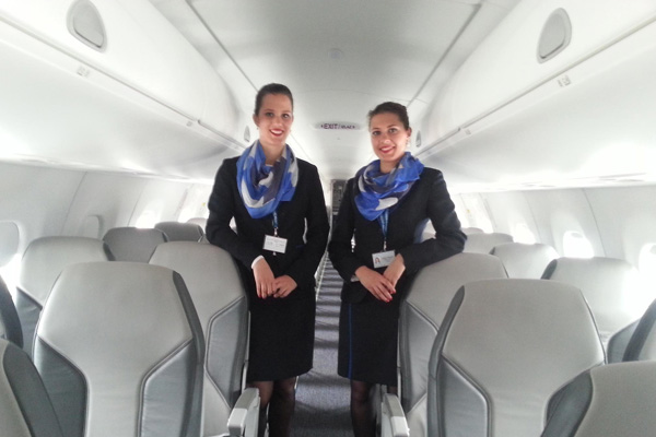 Montenegro Airlines Adds Its First Embraer 190 World