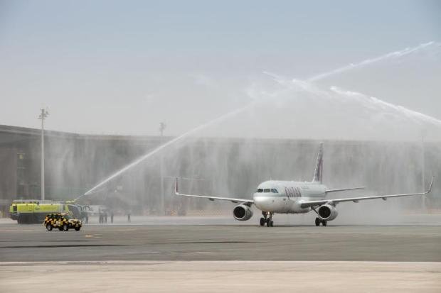 Hamad International Airport Opens Gates to First Passengers