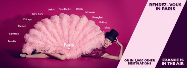 Rendezvous in Paris (Air France)