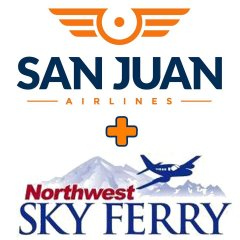 San Juan + Northwest Sky Ferry