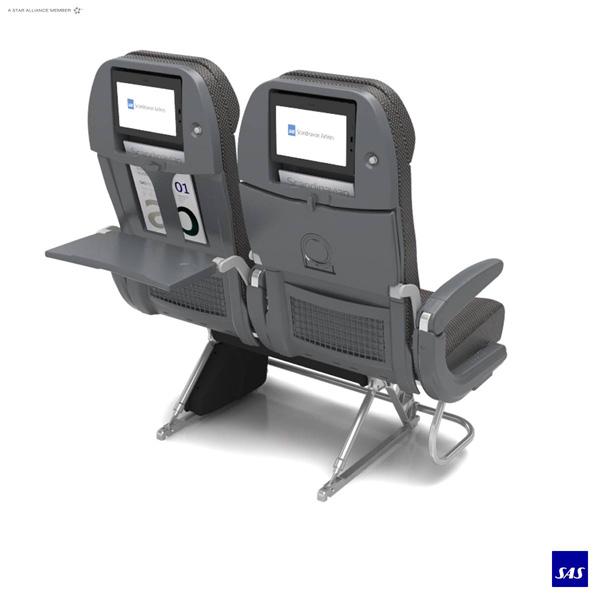 Scandinavian-SAS Go seat (SAS)(LRW)