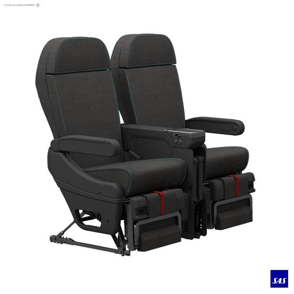Scandinavian-SAS Plus seat (SAS)(LRW)