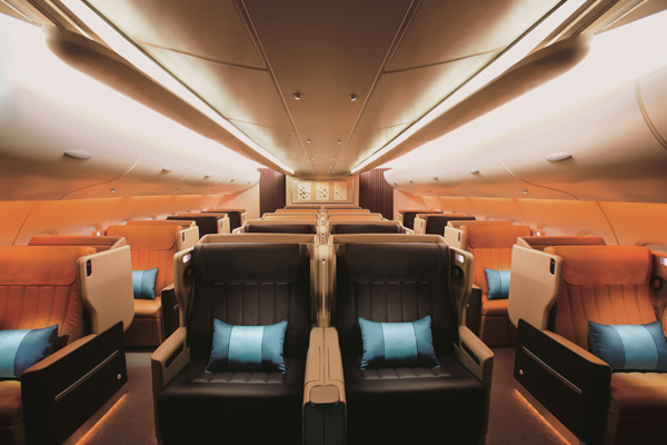Singapore Business Class (Singapore)(LRW)