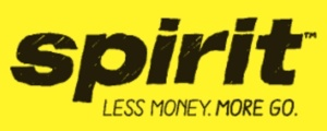 Spirit Less Money More Go logo