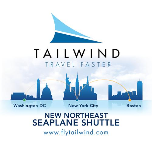 Tailwind Air Service Logo
