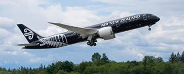 Air New Zealand 787-9 ZK-NZE (13-Black)(Tko) PAE (Air New Zealand)(LRW)